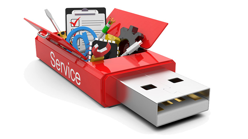 USB Data Recovery in Los Angeles